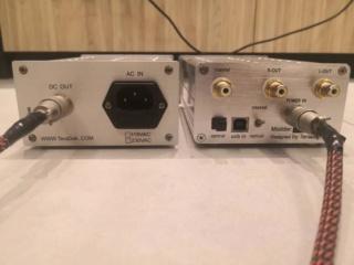 Teradak Chameleon 4.5 NOS DAC TDFA1543 x 16 Terada11