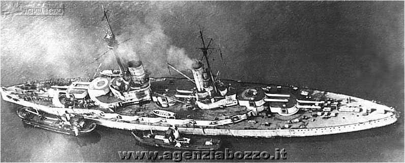 Konig Battlesip 1914 - 1919 1719c_10