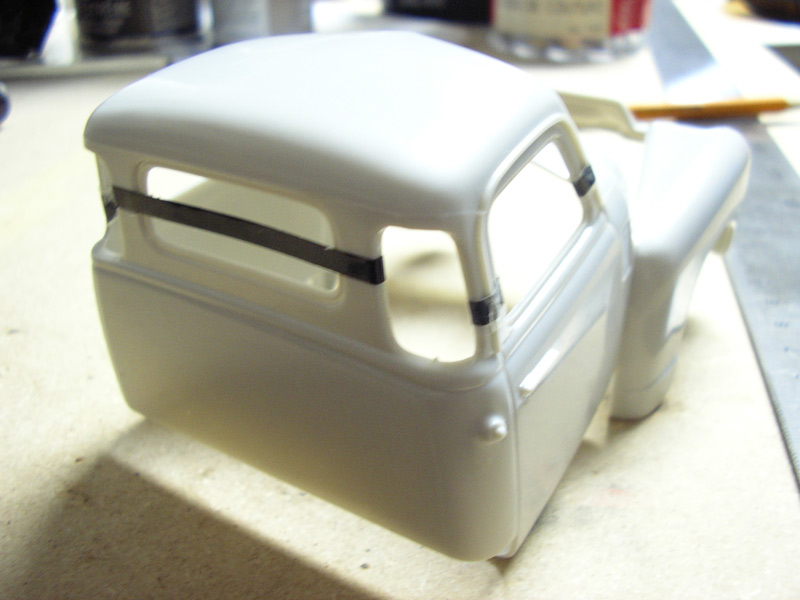 Chevy 1950 pickup Cut-li10