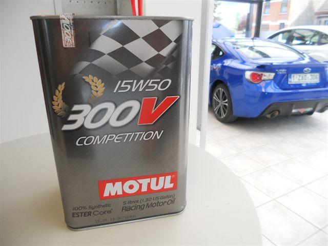 DANY HOYAS-gamme huile motul 15w50210
