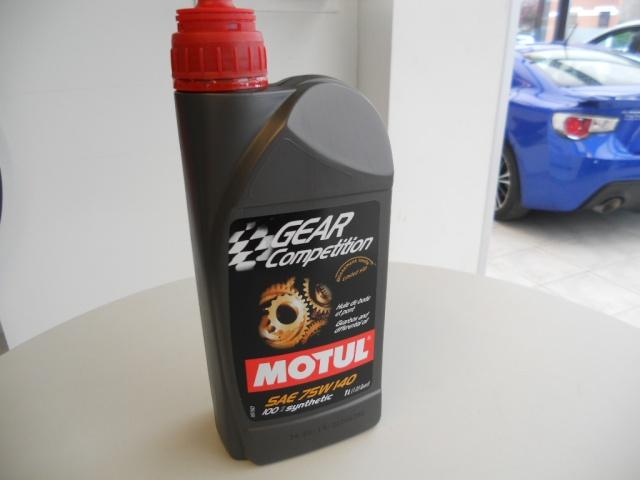 DANY HOYAS-gamme huile motul Sae20710