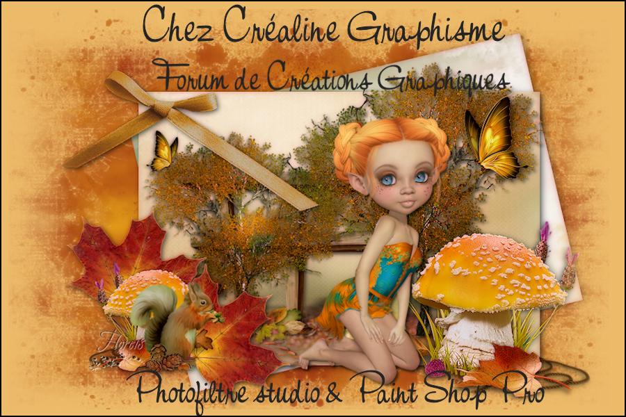 Chez Crealine©Graphisme