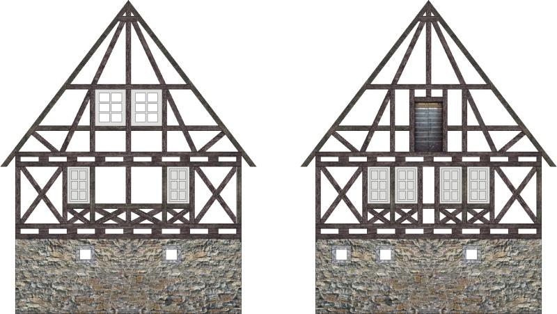 meine nächste - etwas Schmalspuriges Haus_111