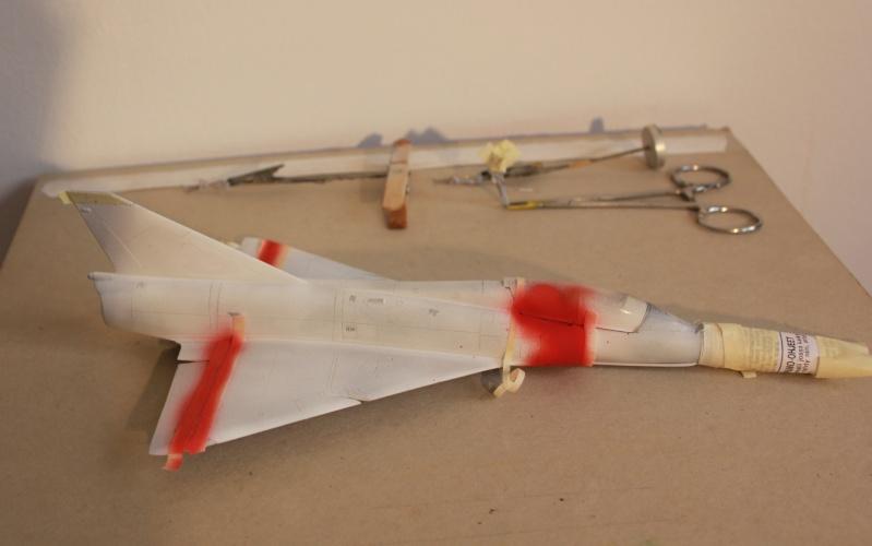Australian Mirage III D (HELLER  1/48) Img_8213
