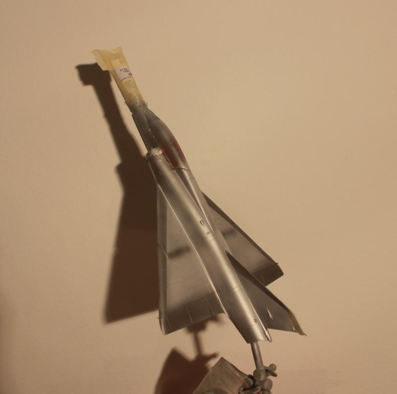 Australian Mirage III D (HELLER  1/48) - Page 2 Img_8217