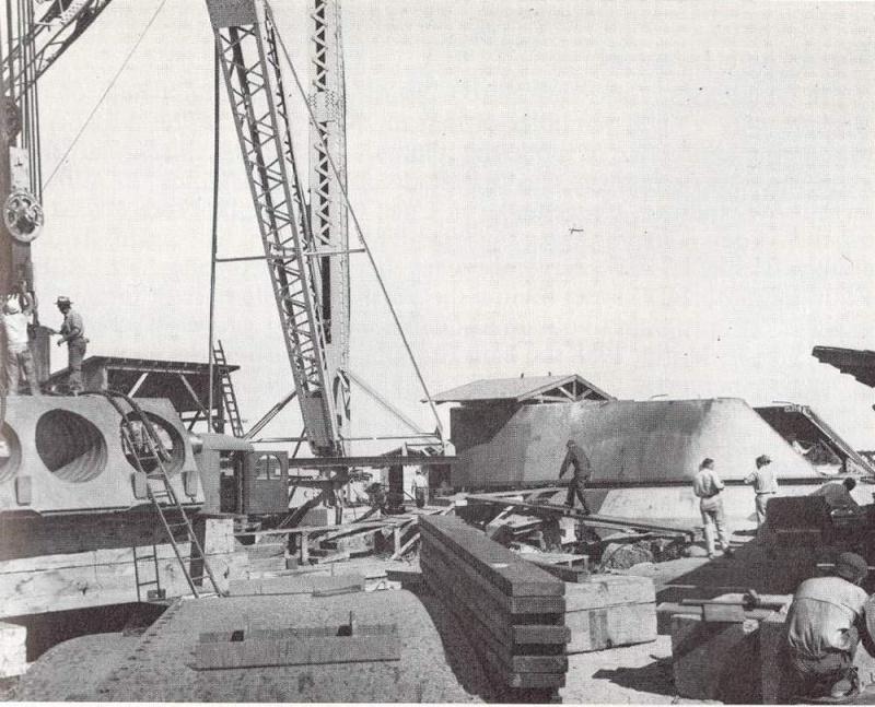 Artillerie cotiere lourde US dans le pacifique A6610