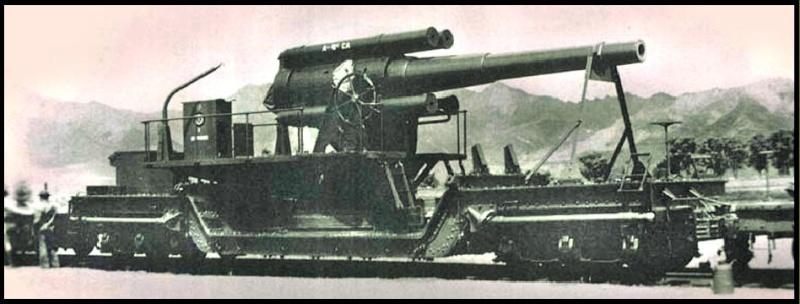 Artillerie cotiere lourde US dans le pacifique A_bat116