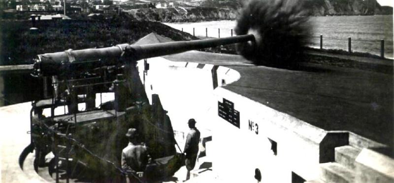 Artillerie cotiere lourde US dans le pacifique A_bat125