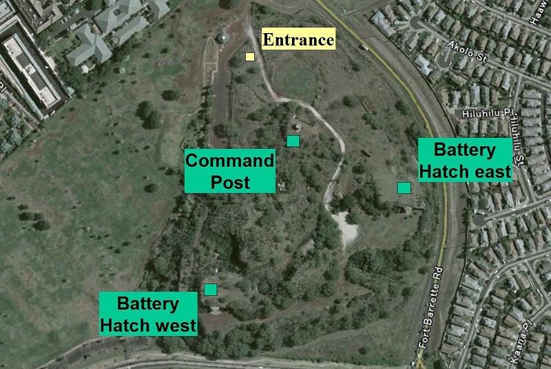 Artillerie cotiere lourde US dans le pacifique A_fort12