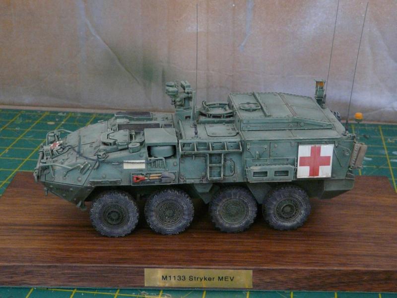 M 1133 Stryker MEV, M 1135 Stryker NBC RV P1130510