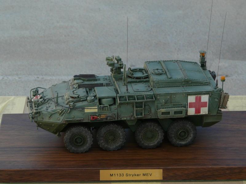 M 1133 Stryker MEV, M 1135 Stryker NBC RV P1130511