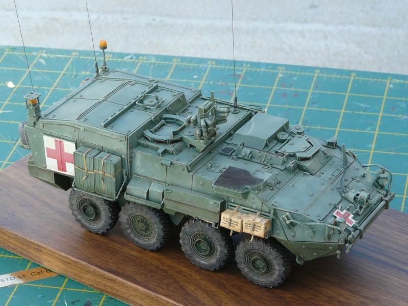 M 1133 Stryker MEV, M 1135 Stryker NBC RV P1130512