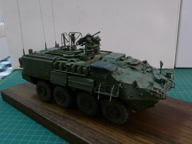 M 1133 Stryker MEV, M 1135 Stryker NBC RV P1130518