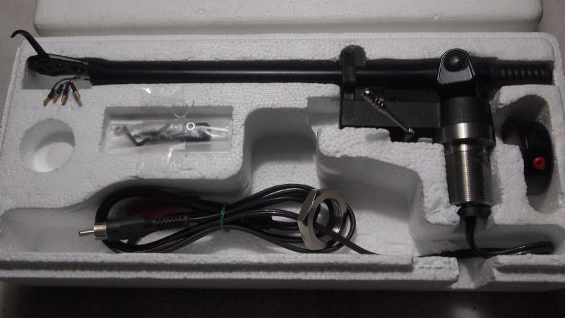 Rega RB250 tonearm (Used) P1015514