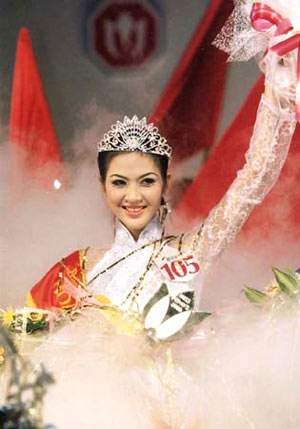 MISS VIETNAM GRAND SLAM RANKING OF VNBEAUTIES.COM Ngan110