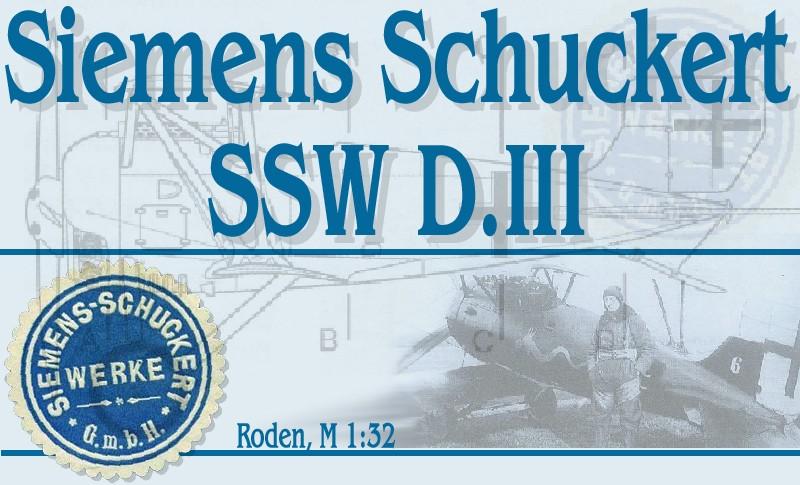 Siemens Schuckert D.III / M 1:32 Ssw_d_11