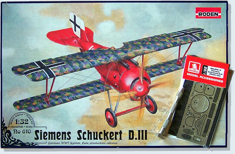 Siemens Schuckert D.III / M 1:32 Ssw_d_12