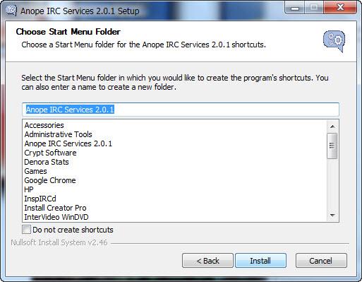 מדריך התקנה ANOPE על Windows 7 10-11-22