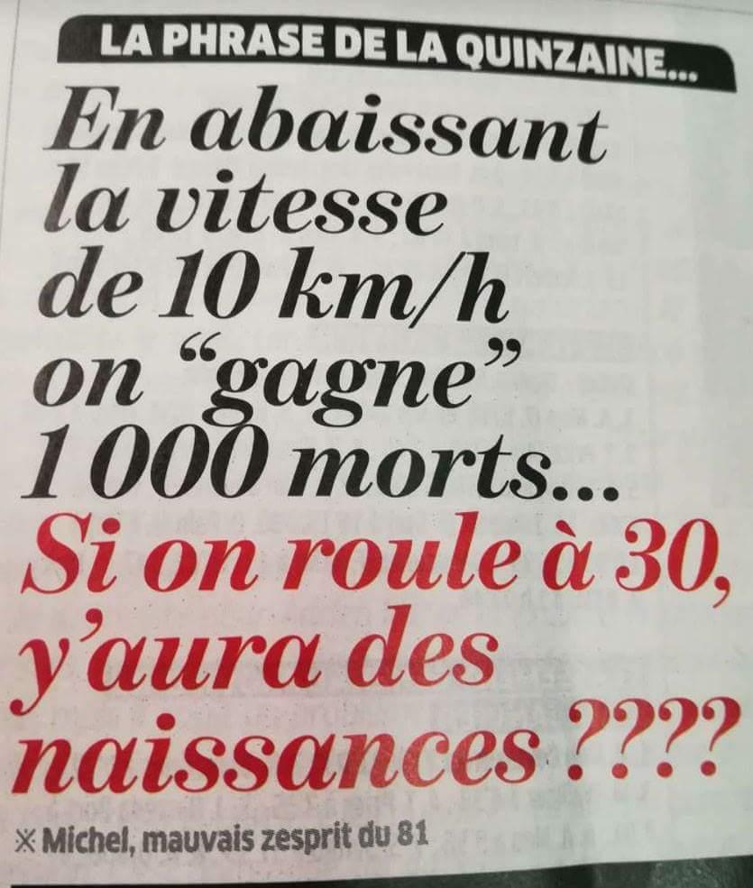 limitation de la vitesse à 80 Km/h sur route en 2018 - Page 39 Fb_img10