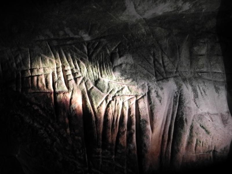 Sortie abris gravés de la forêt de Fontainebleau Dscn2212