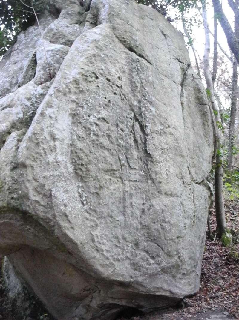 Sortie abris gravés de la forêt de Fontainebleau Dscn2415