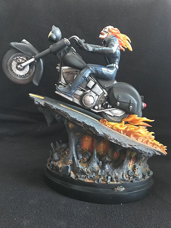 "MOTARD FANTÔME ""J.Blaze classic"" (Ghost Rider) Ghost-16"