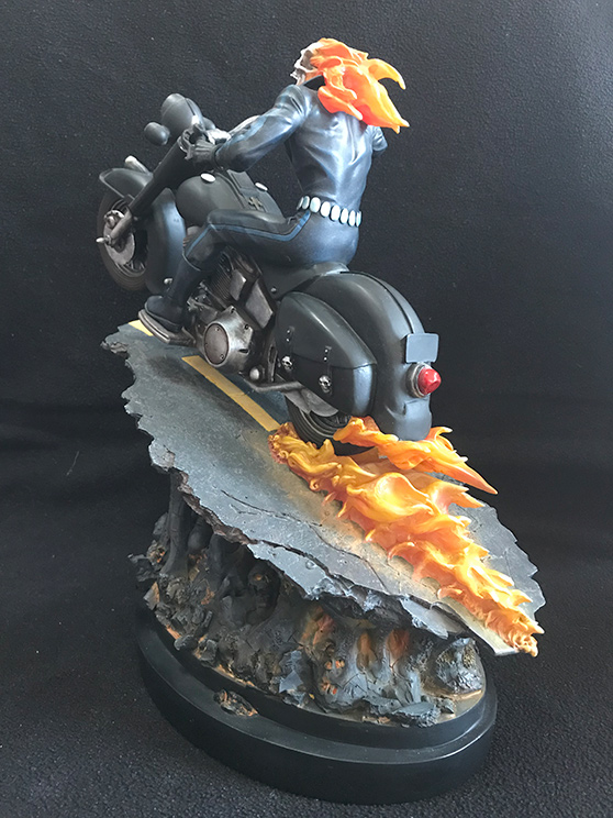 "MOTARD FANTÔME ""J.Blaze classic"" (Ghost Rider) Ghost-17"