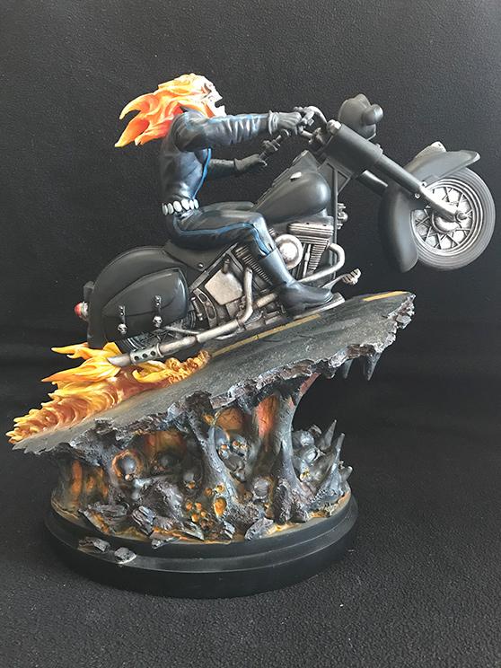 "MOTARD FANTÔME ""J.Blaze classic"" (Ghost Rider) Ghost-19"