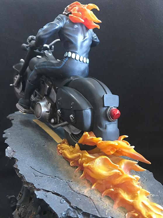 "MOTARD FANTÔME ""J.Blaze classic"" (Ghost Rider) Ghost-22"