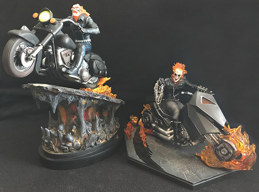 "MOTARD FANTÔME ""J.Blaze classic"" (Ghost Rider) Ghost-27"