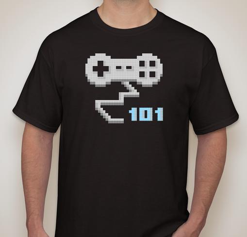G101 T-shirts! Classi11