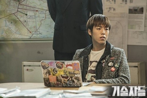 [ Projet K-Film ] The Con Artists Lee-hy11