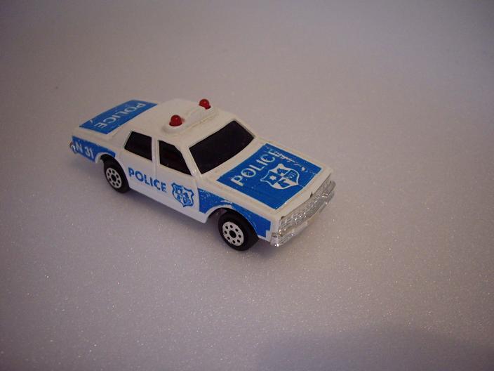 N°2309 chevrolet impala police Imgp4810