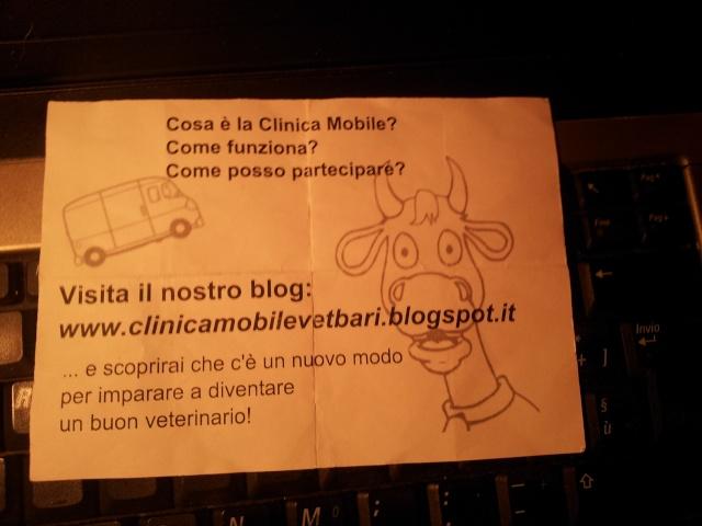 Clinica mobile per diventare veterinario grossi animali Img_2012