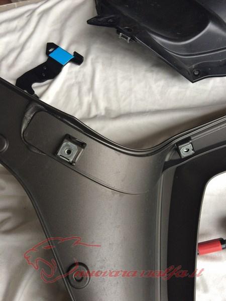 BMW R1200RT frecce Z4, faretti LED & sostituzione lampade alogene. Max45050