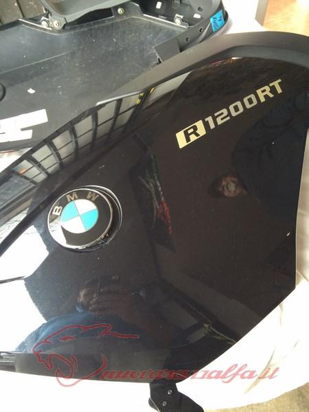 BMW R1200RT frecce Z4, faretti LED & sostituzione lampade alogene. Max45066