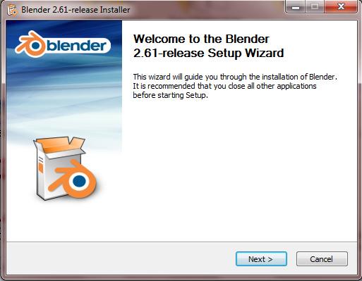 [Débutant] [Blender 2.6 et 2.7] Présentation et découverte de Blender 2.61 Blende11