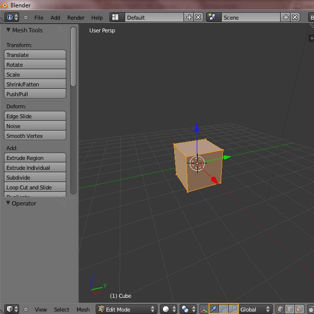[Débutant] [Blender 2.6 et 2.7] Présentation et découverte de Blender 2.61 Blende34