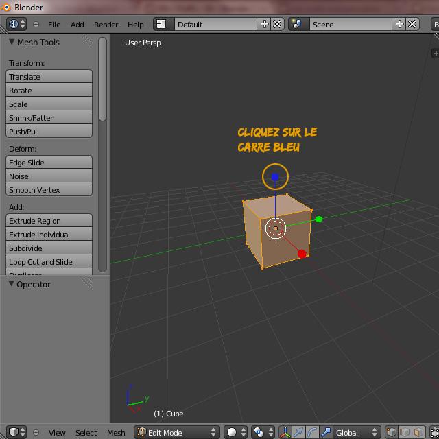 [Débutant] [Blender 2.6 et 2.7] Présentation et découverte de Blender 2.61 Blende39