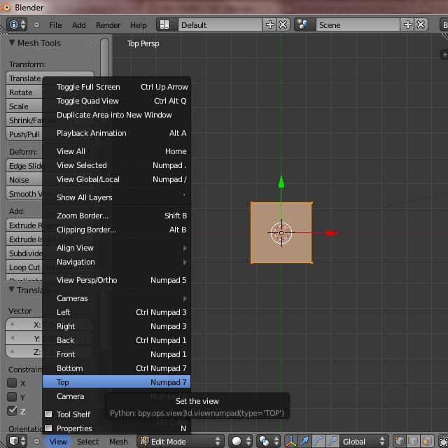 [Débutant] [Blender 2.6 et 2.7] Présentation et découverte de Blender 2.61 Blende43