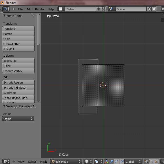 [Débutant] [Blender 2.6 et 2.7] Présentation et découverte de Blender 2.61 Blende46