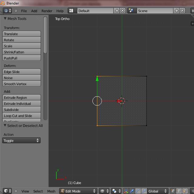 [Débutant] [Blender 2.6 et 2.7] Présentation et découverte de Blender 2.61 Blende47