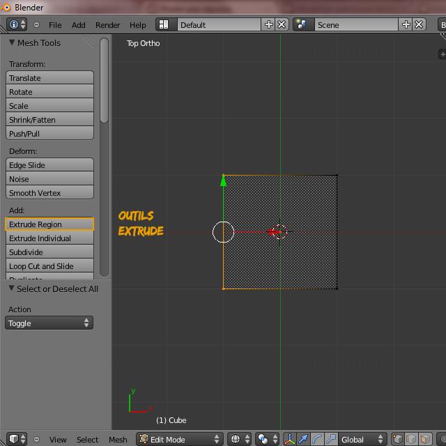 [Débutant] [Blender 2.6 et 2.7] Présentation et découverte de Blender 2.61 Blende48
