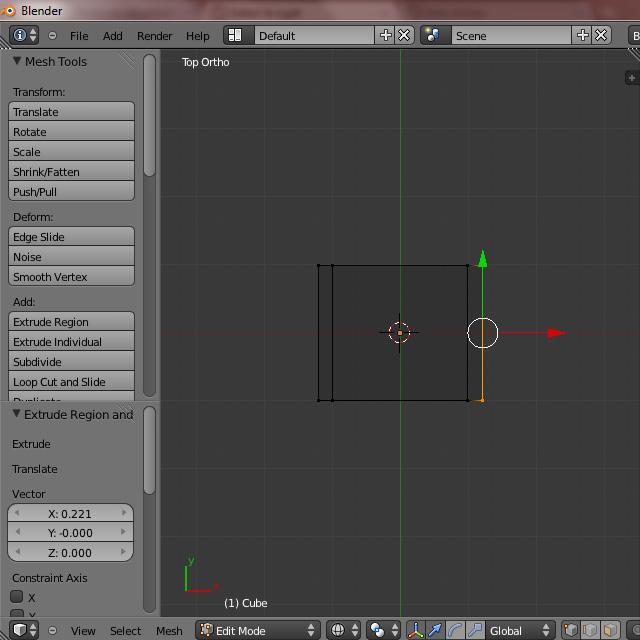 [Débutant] [Blender 2.6 et 2.7] Présentation et découverte de Blender 2.61 Blende52