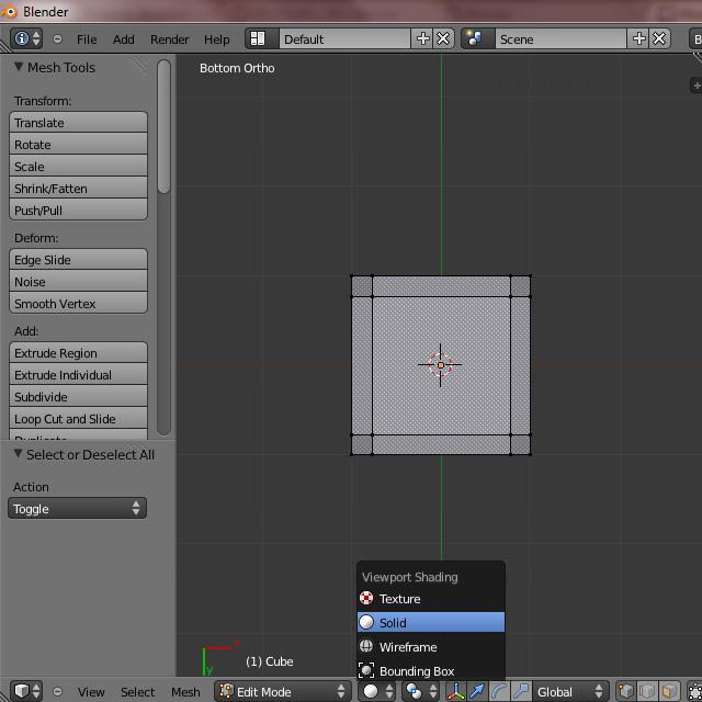 [Débutant] [Blender 2.6 et 2.7] Présentation et découverte de Blender 2.61 Blende54