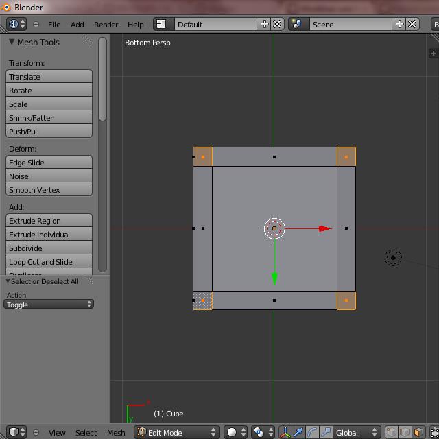 [Débutant] [Blender 2.6 et 2.7] Présentation et découverte de Blender 2.61 Blende57