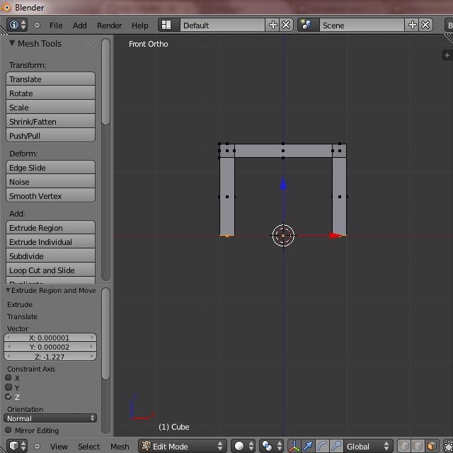 [Débutant] [Blender 2.6 et 2.7] Présentation et découverte de Blender 2.61 Blende60