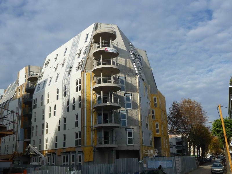 Ilot A5 - Rives de Seine II - Logements sociaux P1310230