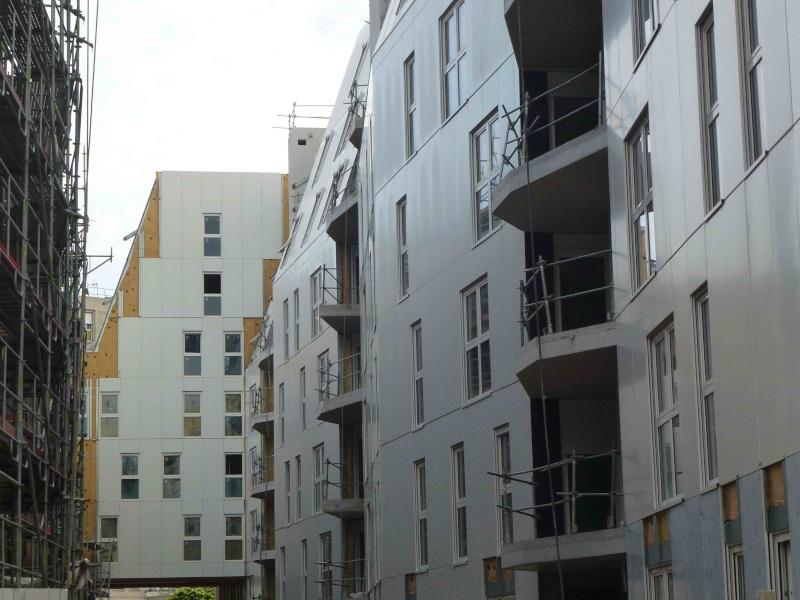 Ilot A5 - Rives de Seine II - Logements sociaux P1310321