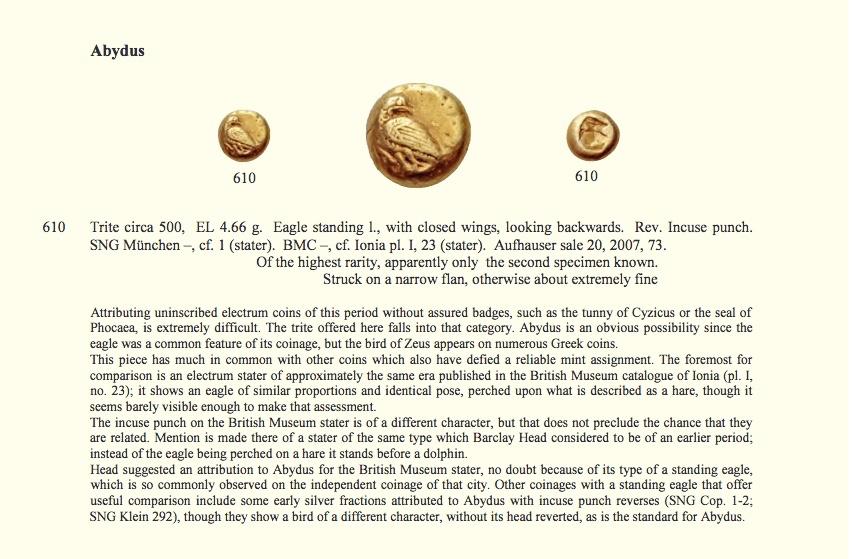 Numisfrance remonte à l'origine de la monnaie ! - Page 11 2011-n11